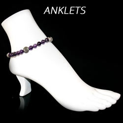 Soul Warrior Jewelry - Gemstone Anklets